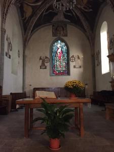 corsier church