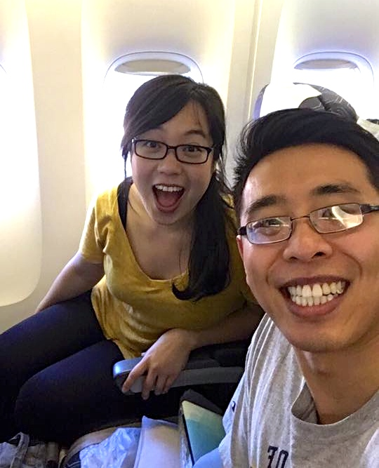 on-plane